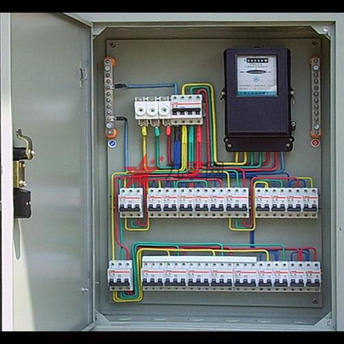 电表接线实操图